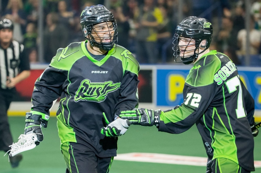 Rush down Buffalo to lock up playoff spot