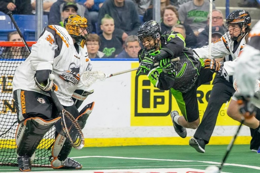 Rush suffer first home loss of 2017