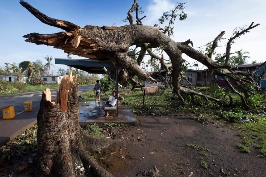 Regina man's home village destroyed by cyclone in Fiji
