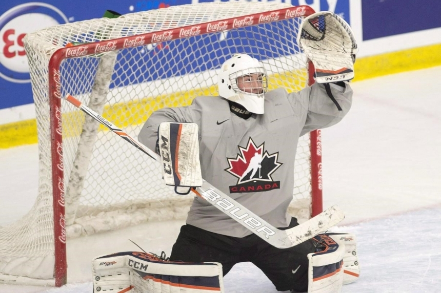 Imperial, Sask. goaltender Connor Ingram set to start for Team Canada