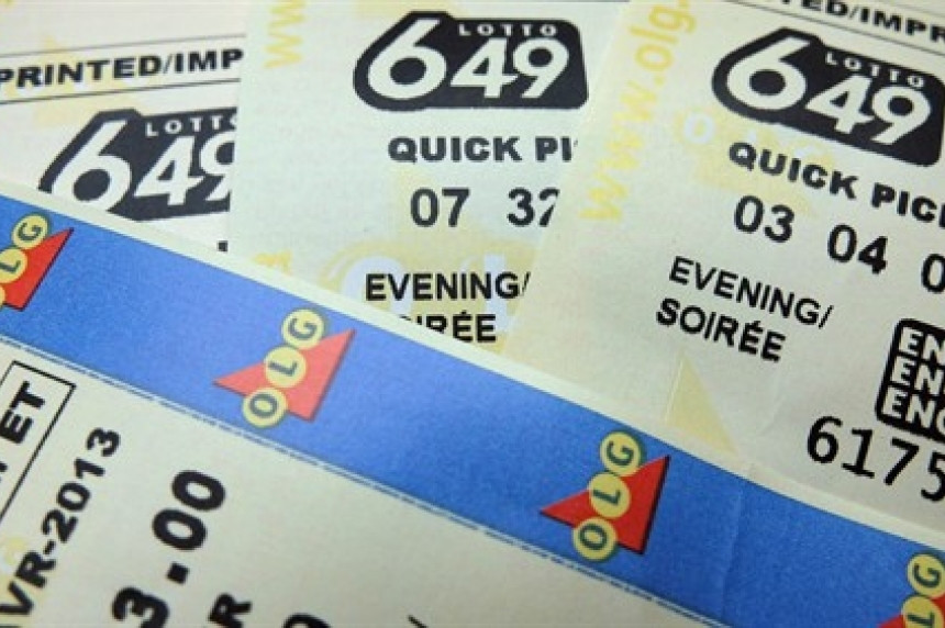 Lottery luck running through Sask. with 2nd big win in a month