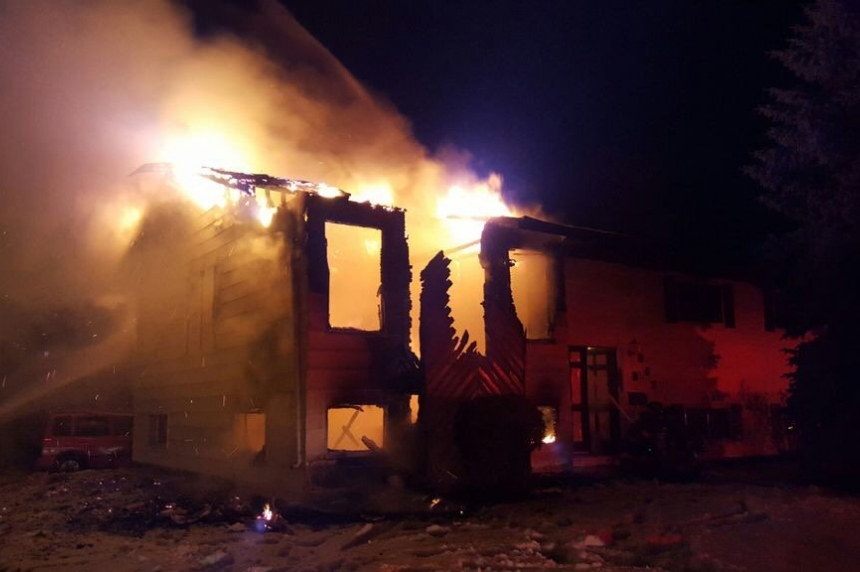 Saskatoon police request information on weekend house fire