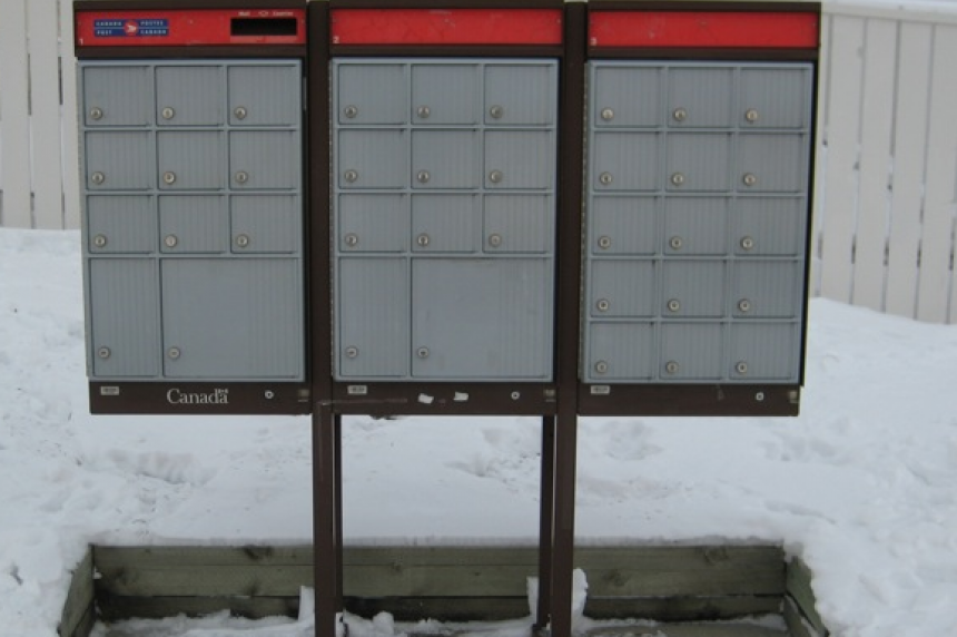 Door-to-door mail delivery still at 81 per cent in Regina
