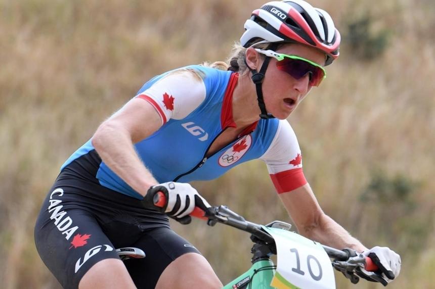 Catharine Pendrel wins mountain bike bronze in Rio, teammate Emily Batty fourth