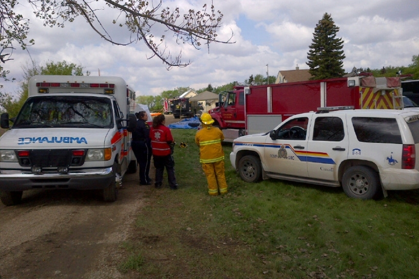 Regina men charged after 2-year investigation into Strasbourg meth lab