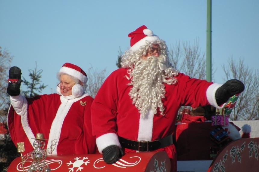 Santa Claus parade to bring Christmas spirit to Regina Sunday