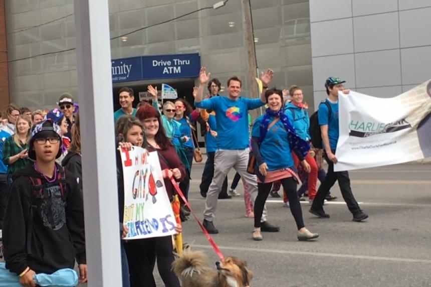 Clark first Saskatoon mayor to be Pride parade grand marshal