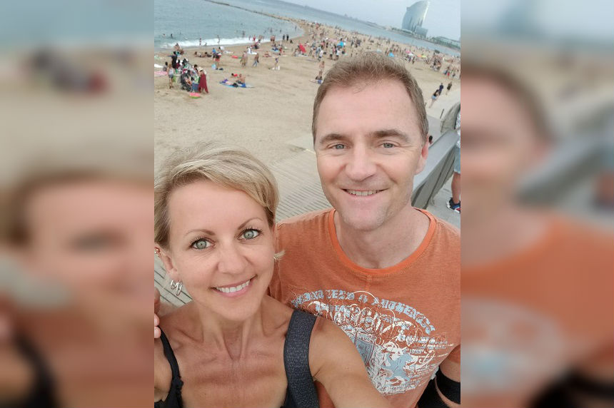 Couple with Sask. ties describe Barcelona 'pandemonium'