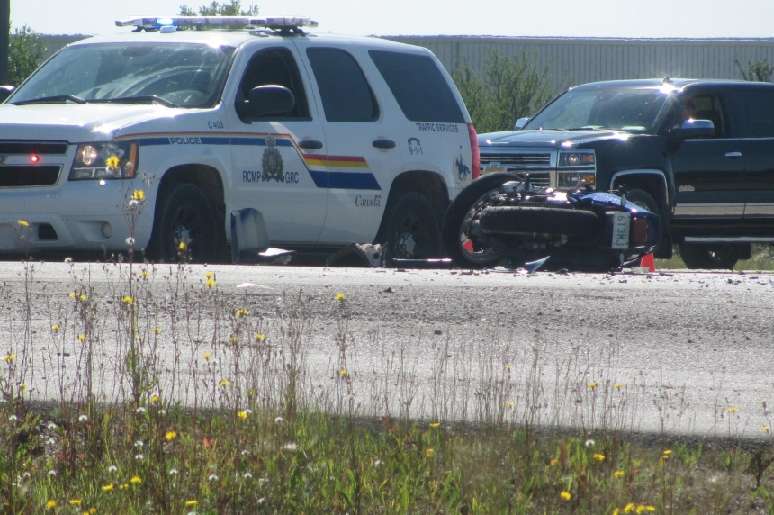 UPDATE: Fatal crash at Industrial Drive and Highway 6 north of Regina