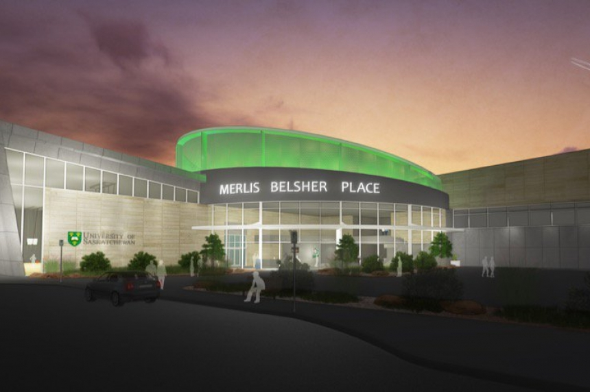 U of S gets $12.25M contribution to kick off arena funding campaign