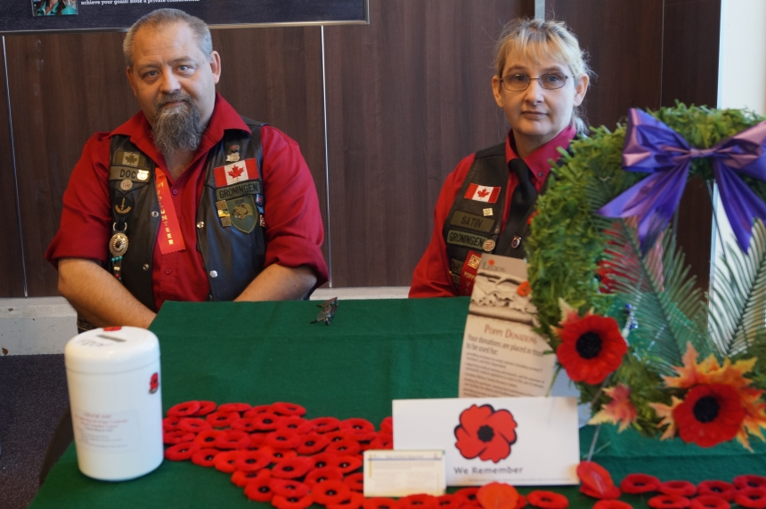 Sask. Veteran: Every poppy reminds us what we did wasn't a waste of time
