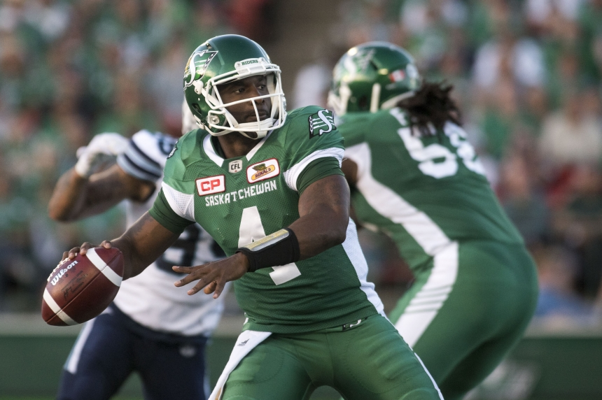 Roughriders have room to improve after dropping season opener 30-17