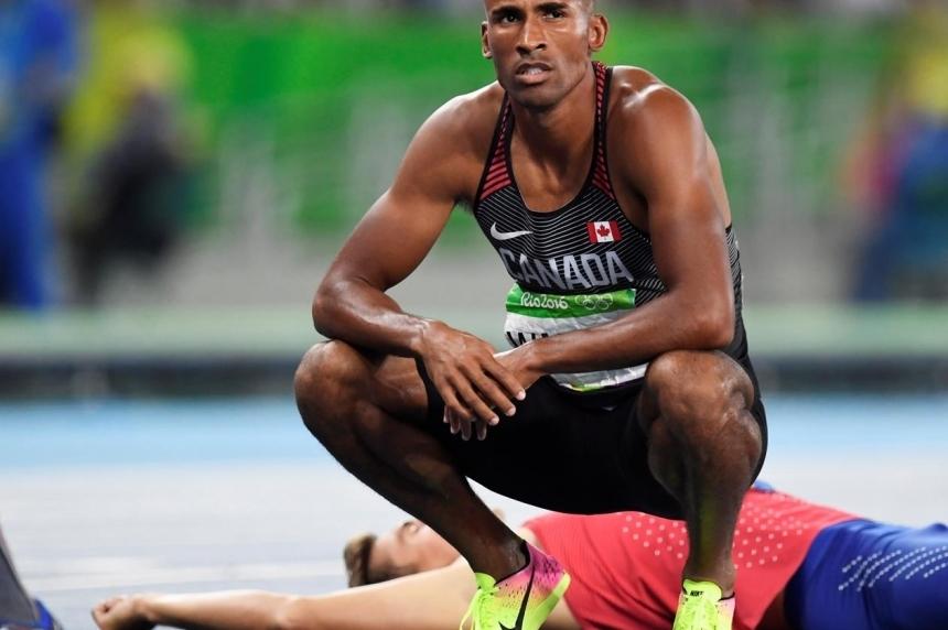 Canada's Damian Warner captures bronze in decathlon at Rio Olympics