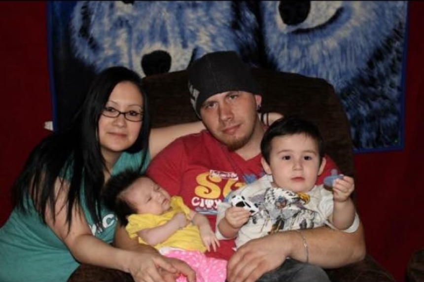 Community supporting children of couple who died inside Delisle home