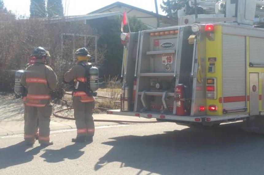 Saskatoon duplex fire deemed suspicious