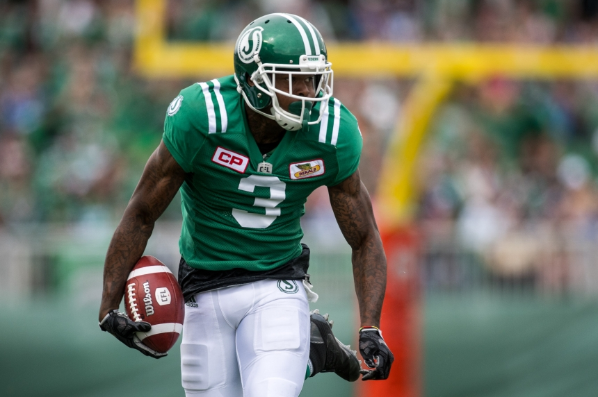 Roughriders blow past Argos 29-11 for 4th straight win