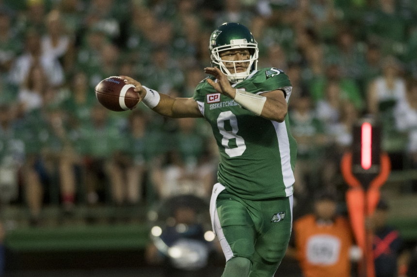 Alouettes trounce Roughriders 41-3