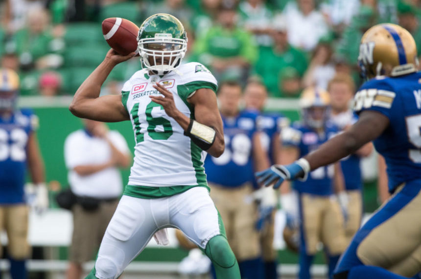 Lulay, Lions pick apart Riders in 30-15 loss