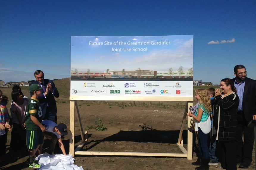 New P3 schools in Regina will need 22 portable classrooms when they open