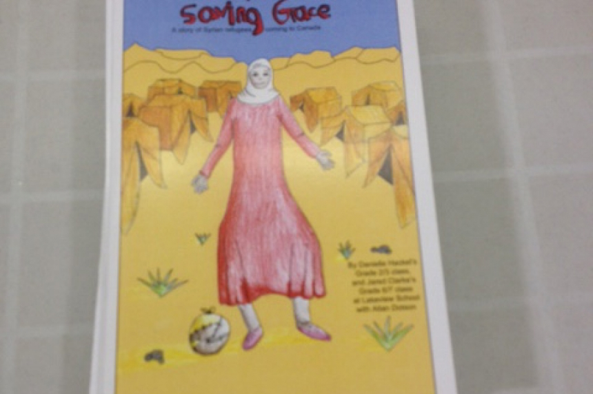 Regina students produce comic book about Syrian refugees
