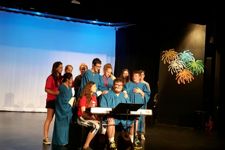 Program introduces Regina students with special needs to the stage
