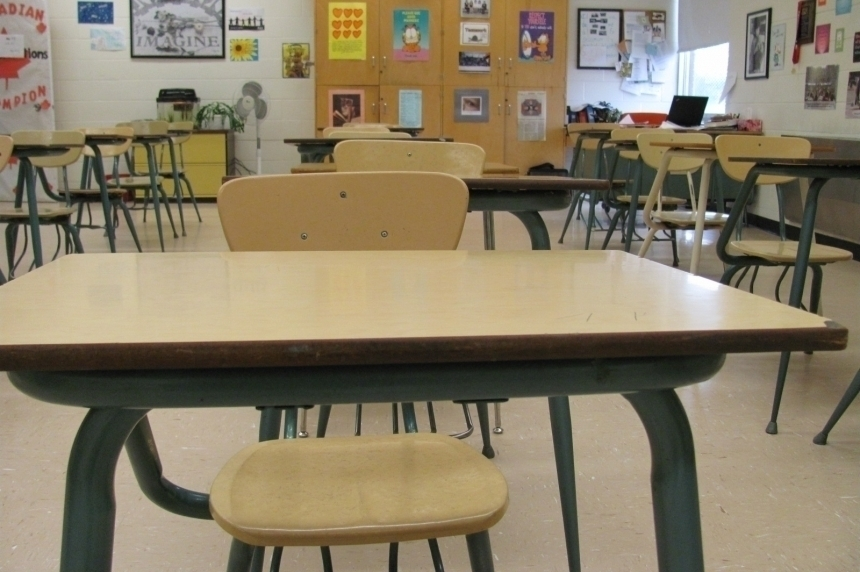 Group calls for end to Sask. Catholic school system