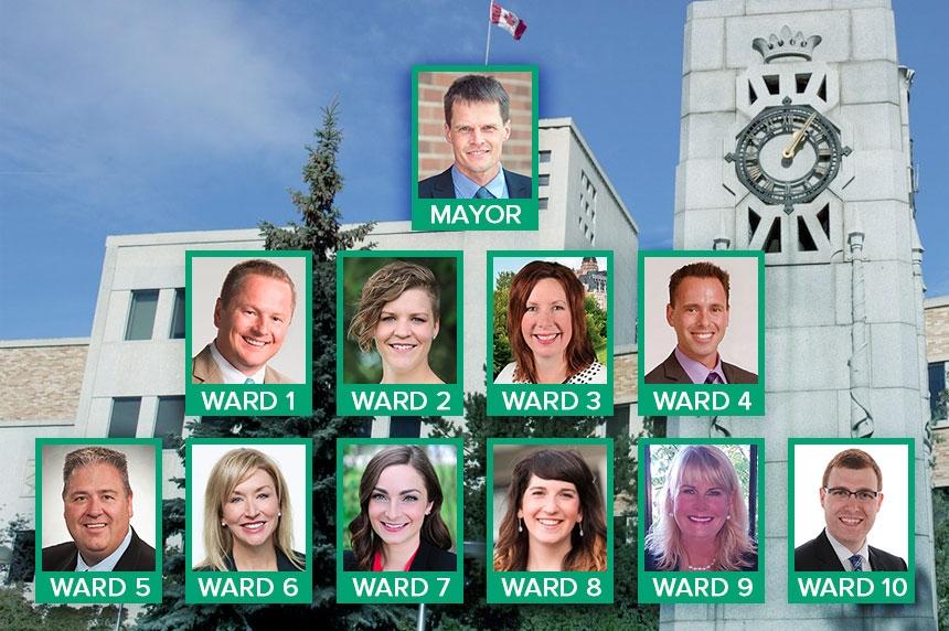 Saskatoon city council to be sworn in Monday