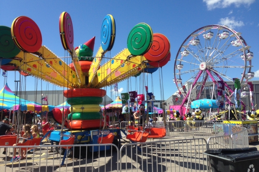 Queen City Ex opens with parade and fireworks Tuesday