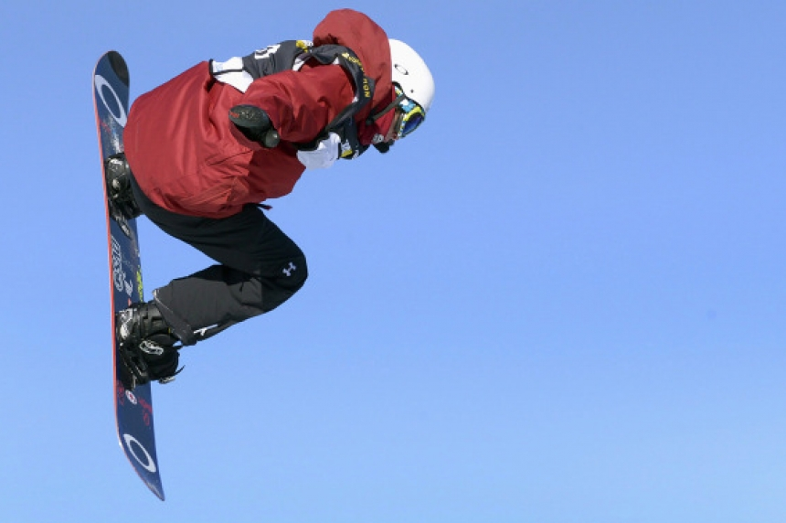 McMorris takes to the mountain once more in Big Air finals