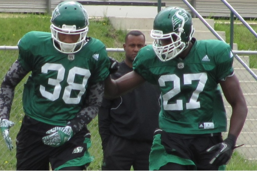 Positional changes all about depth for Roughriders head coach Chris Jones