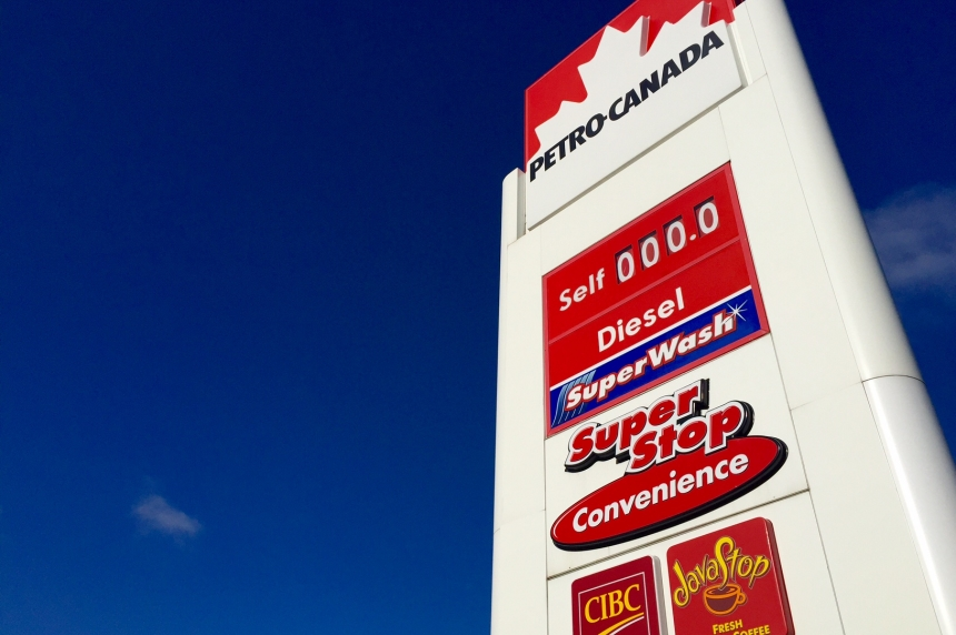 Gas shortage hits Petro-Canada stations in Saskatoon
