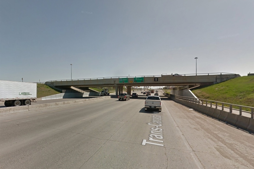 Construction begins on Ring Road over Victoria Avenue