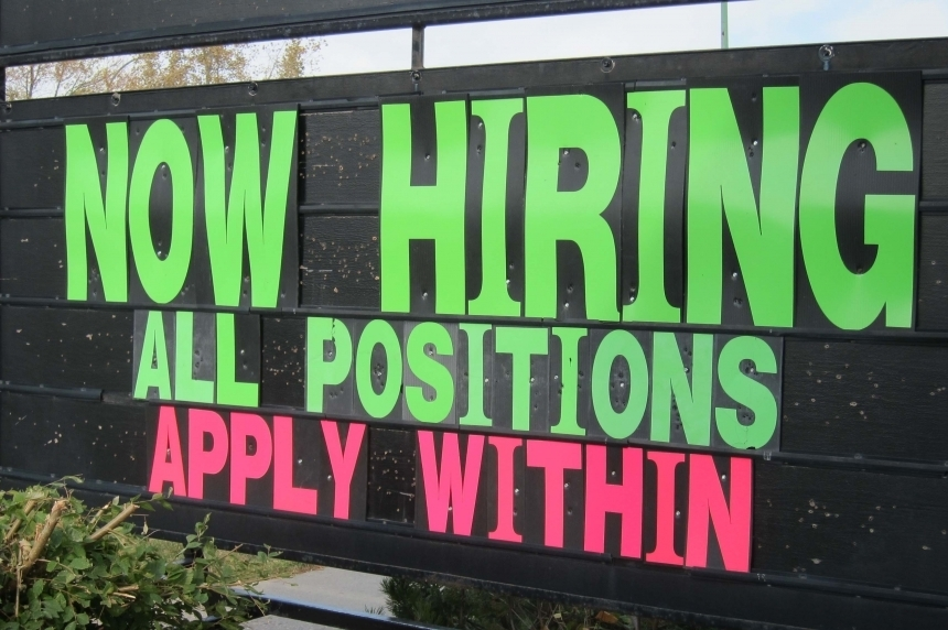 Sask. job numbers stay the same, below unemployment average