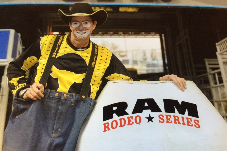 World-class rodeo clown back at Agribition