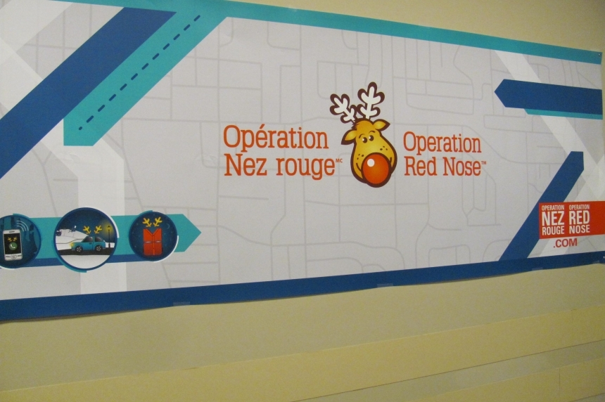 Operation Red Nose begins holiday season service