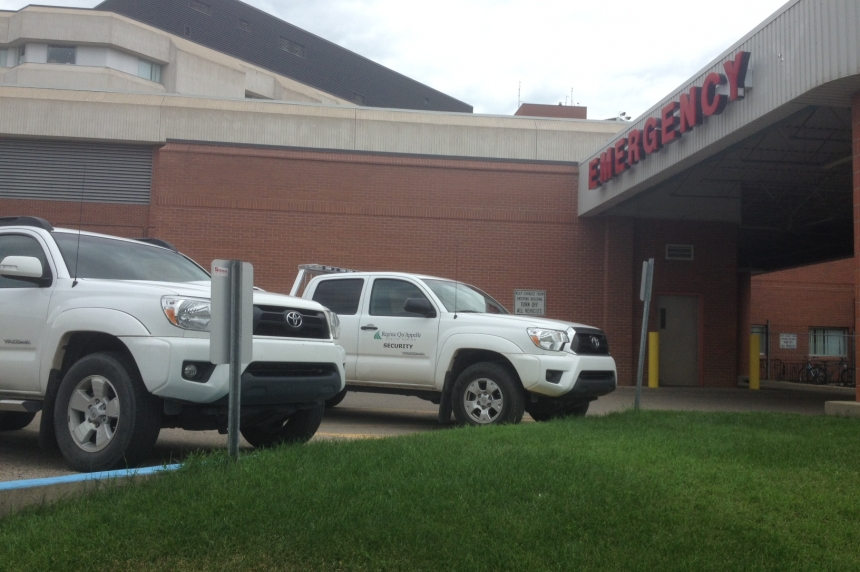 Regina's General Hospital cleared after Ebola scare