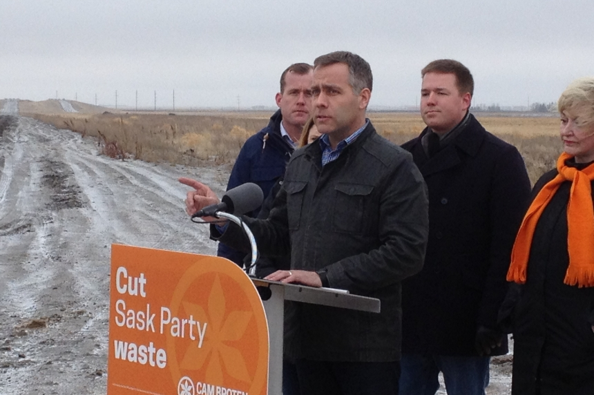 Sask. NDP defends spending promises