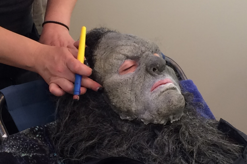 WolfCop back in Saskatchewan as sequel wraps filming