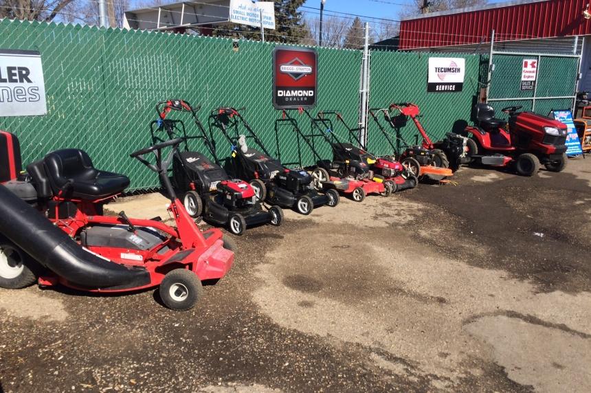 Regina businesses changing focus to spring