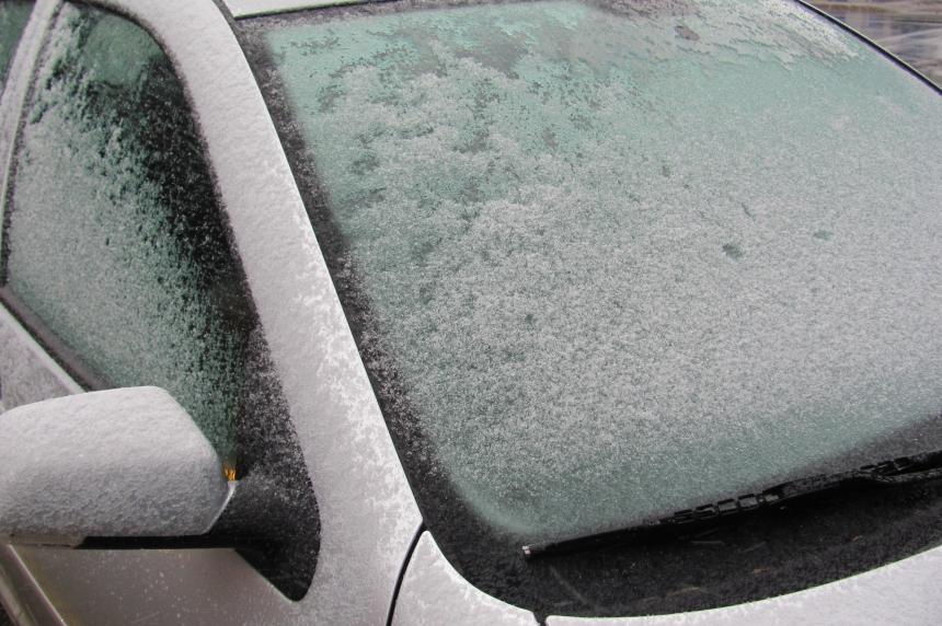 Spring getting off to a snowy start in Saskatchewan