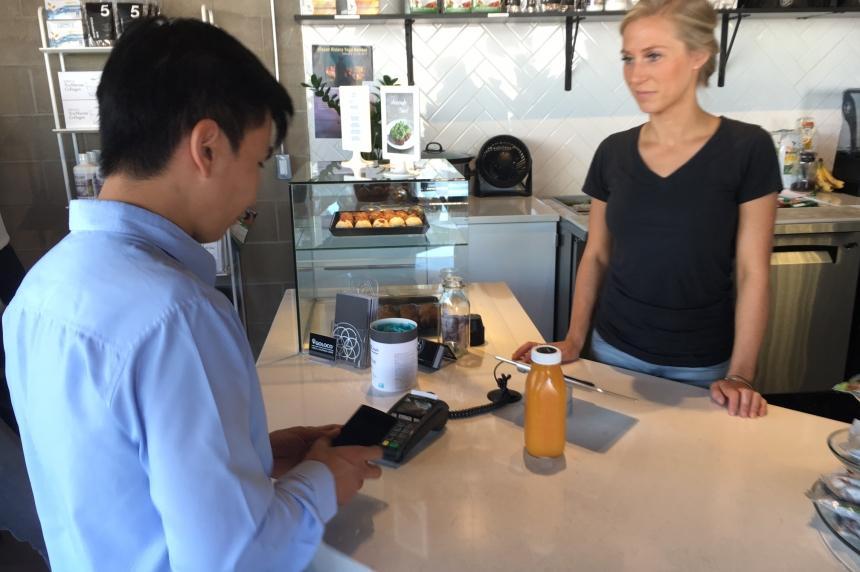 Saskatchewan's largest credit unions launch mobile pay