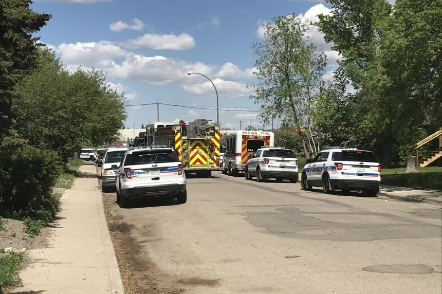 Several people taken into custody after incident in Regina