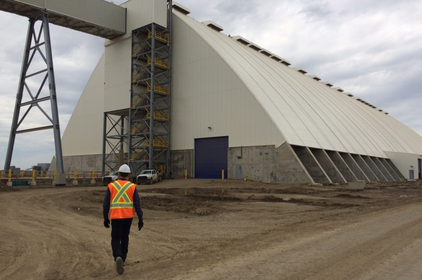 $4.1B K + S Legacy Project near Bethune nears completion