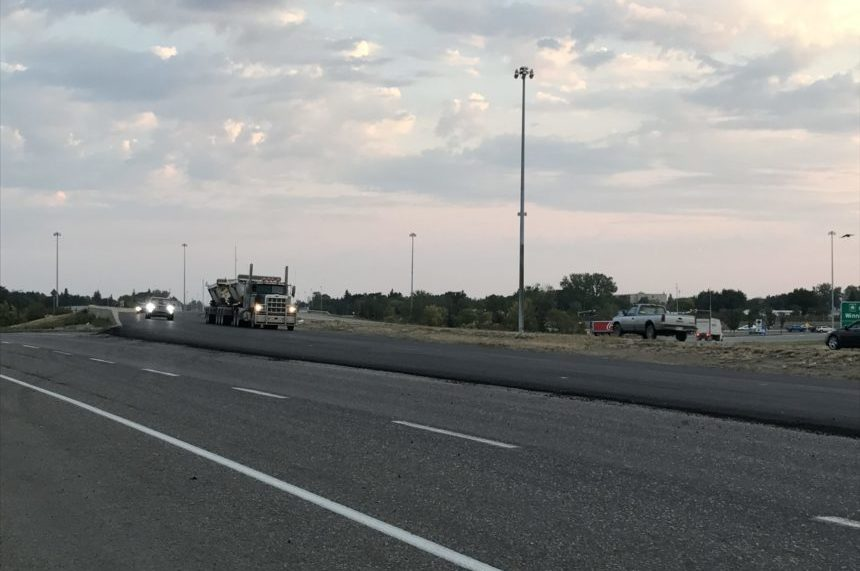 Ring Road at Victoria Avenue reopens ahead of schedule