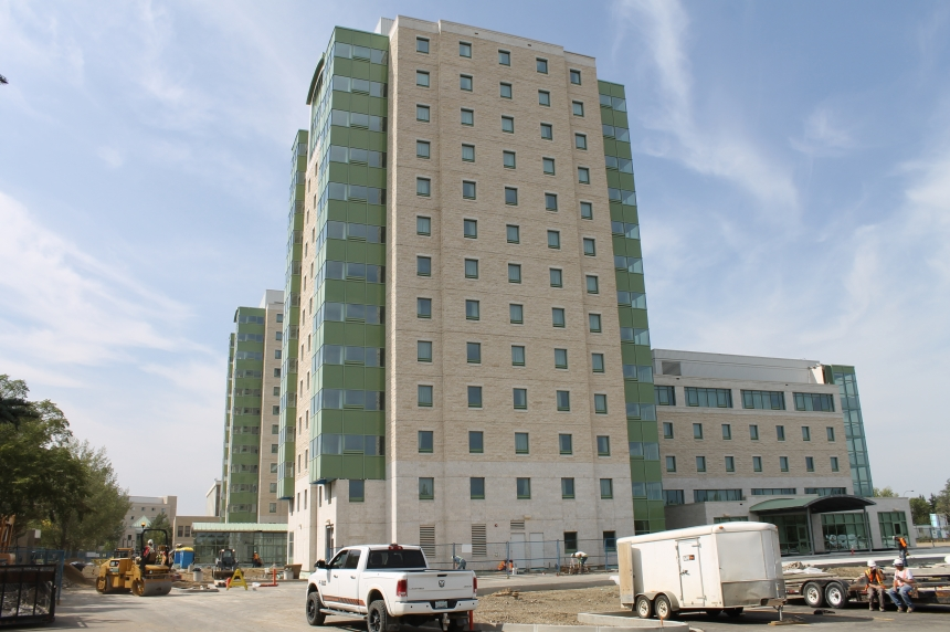 PHOTOS: New U of R residence towers ready for move-in day