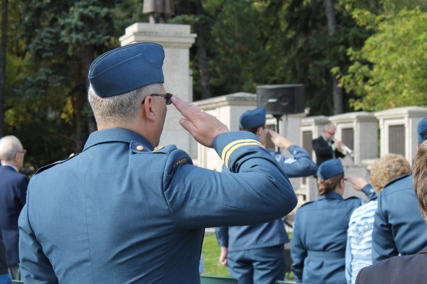 Saskatchewan pilots remembered as 75th anniversary of Battle of Britain is marked