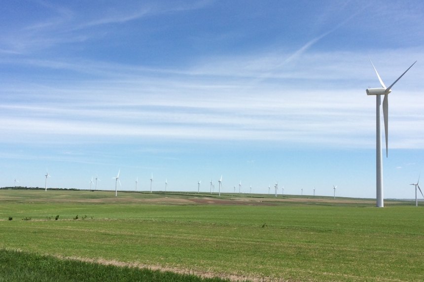 How SaskPower turns wind into power at Centennial wind farm