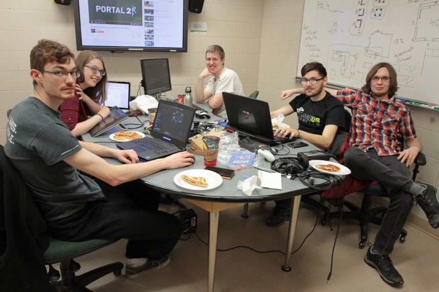 Gotta work fast: Programmers, artists unite in 48-hour Game Jam