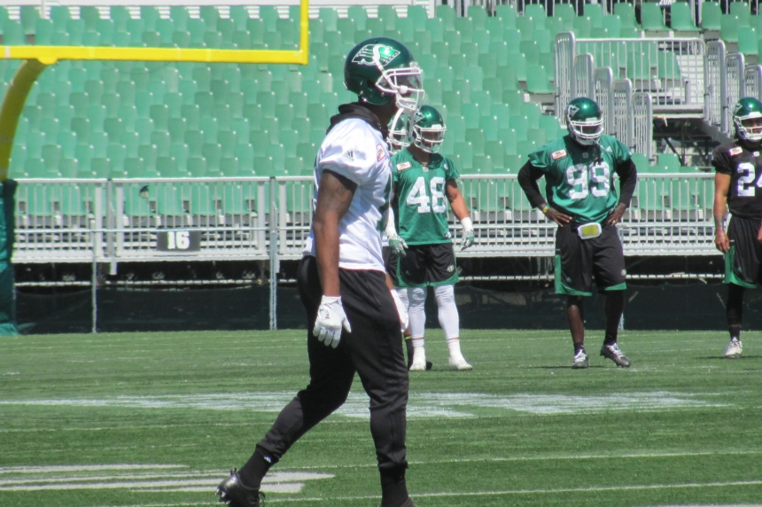 Roughriders shrug off hype over the return to Edmonton