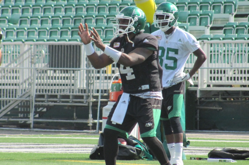 Durant, Jones would prefer not to be mic'd like the Ti-cats and Stamps